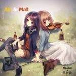 ACCP0001 Ale & Malt アイリッシュ&クラブミュージックコラボレーションアルバム